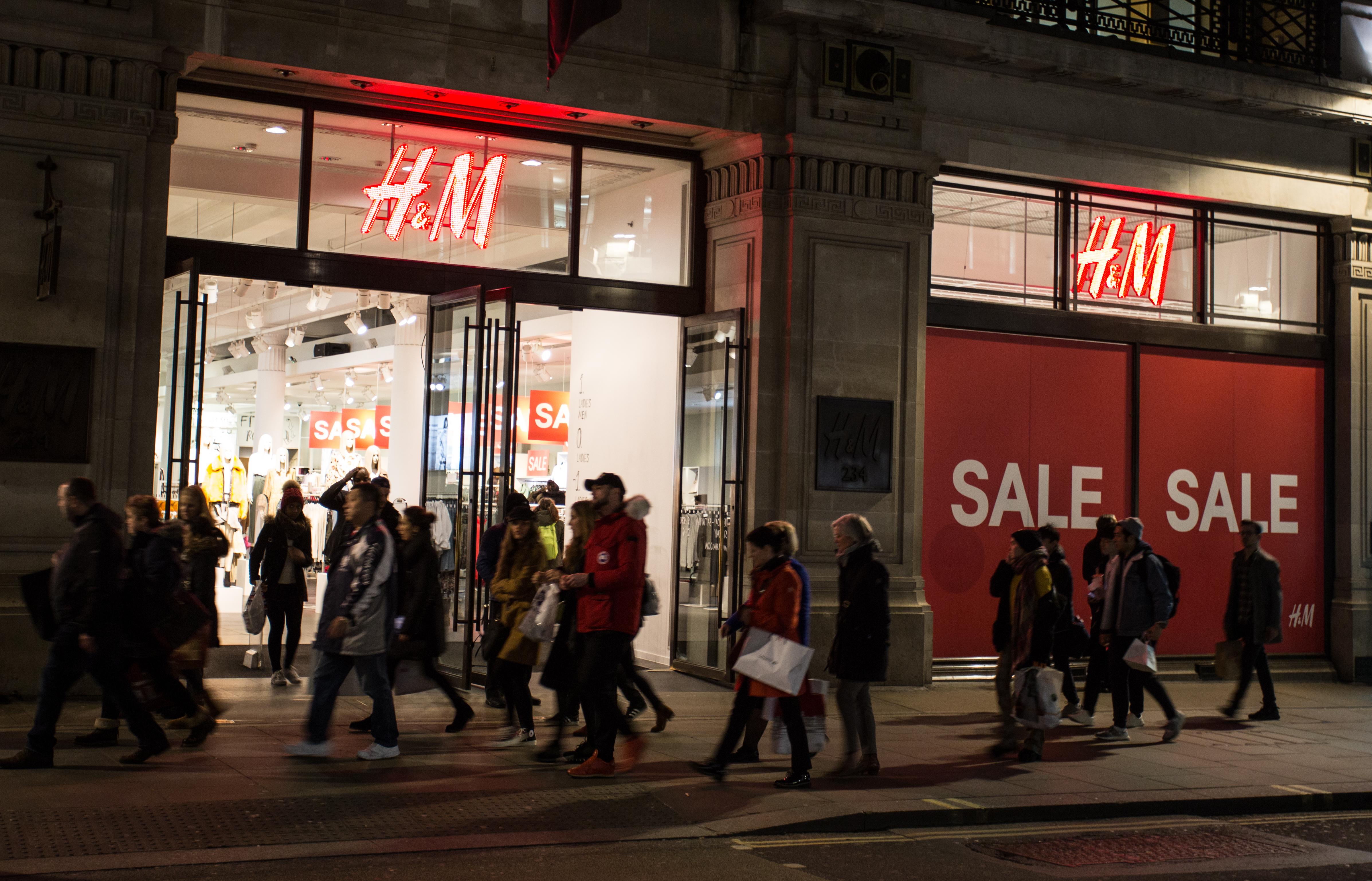 h&m, moda, noticias, tiendas