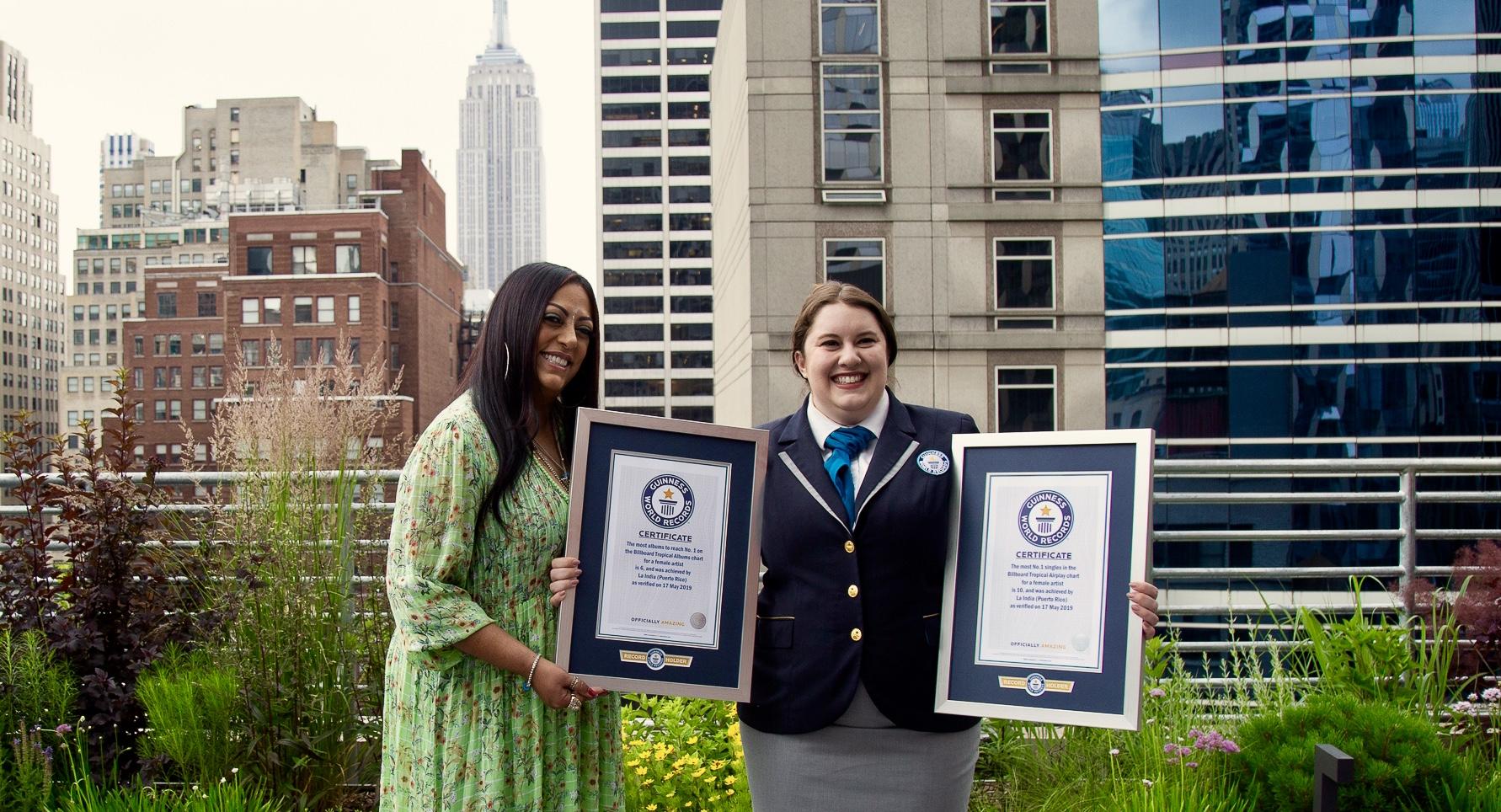 La India Guinness World Records