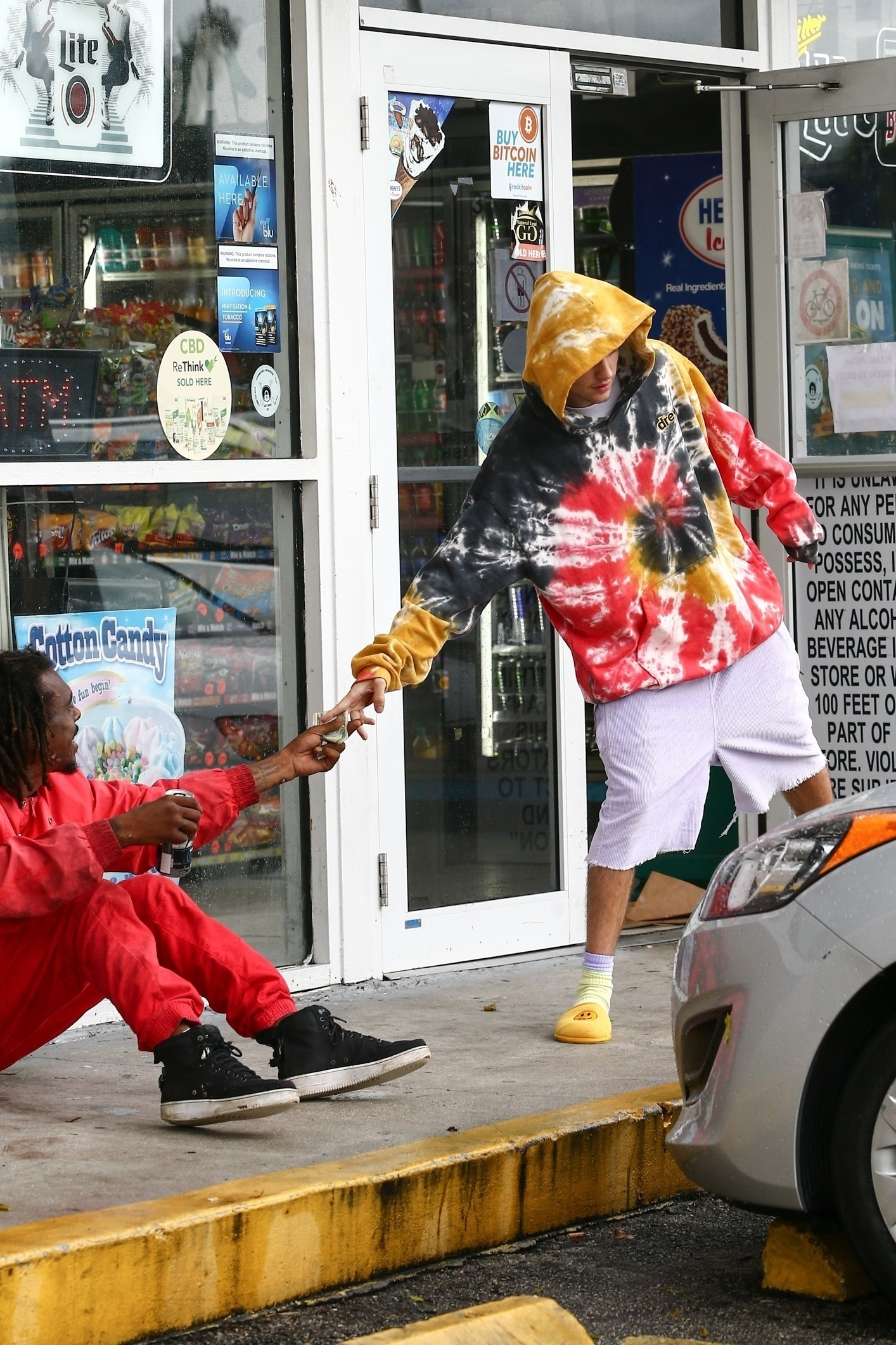 Justin Bieber, Justin Bieber homeless