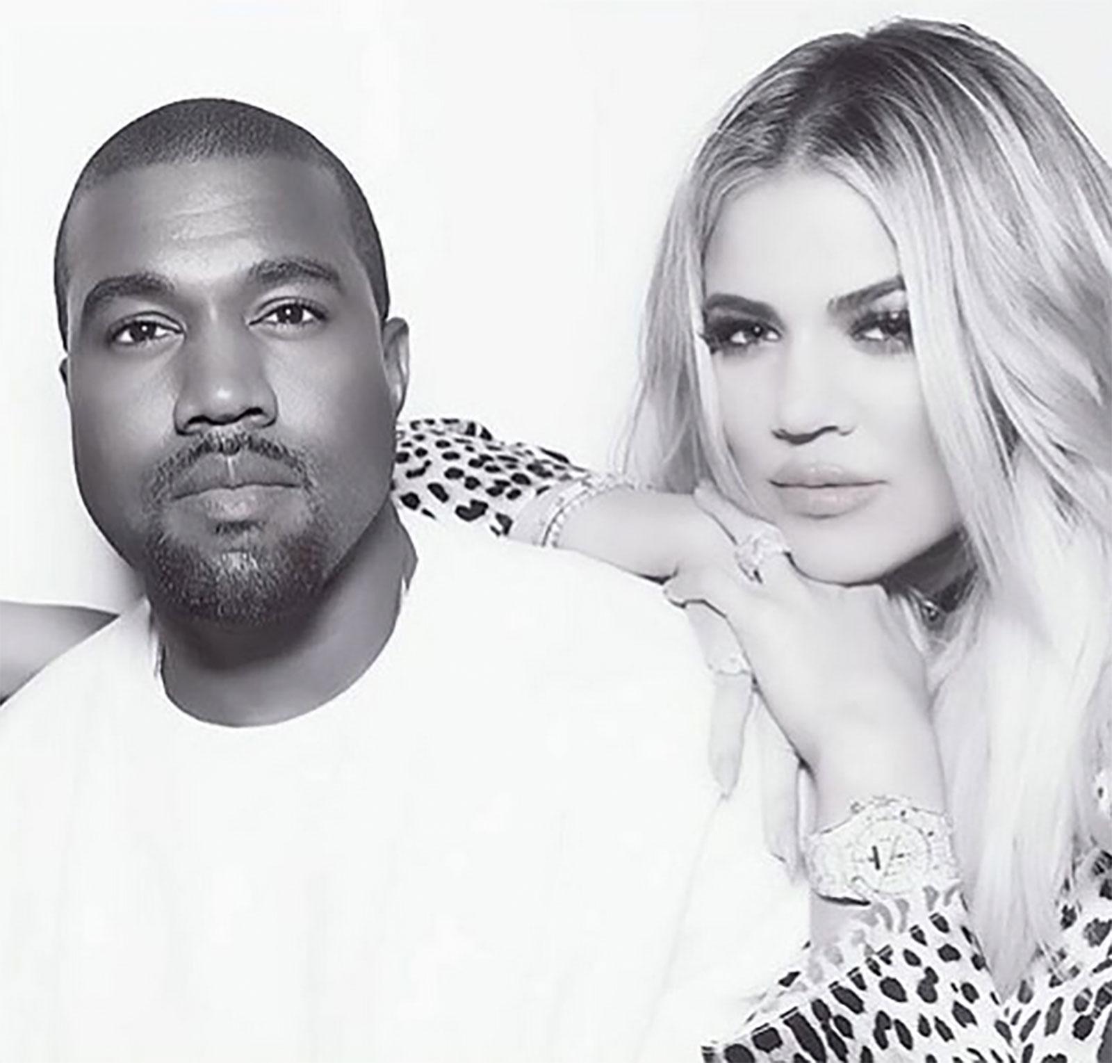 Kanye West, Khloé Kardashian