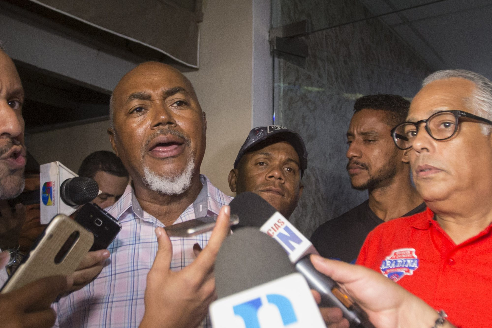 Leo Ortiz padre de David Ortiz, baleado