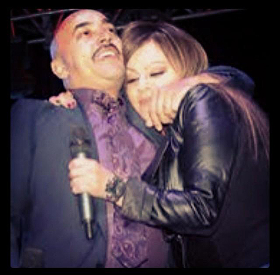 Lupillo Rivera, Jenni Rivera.