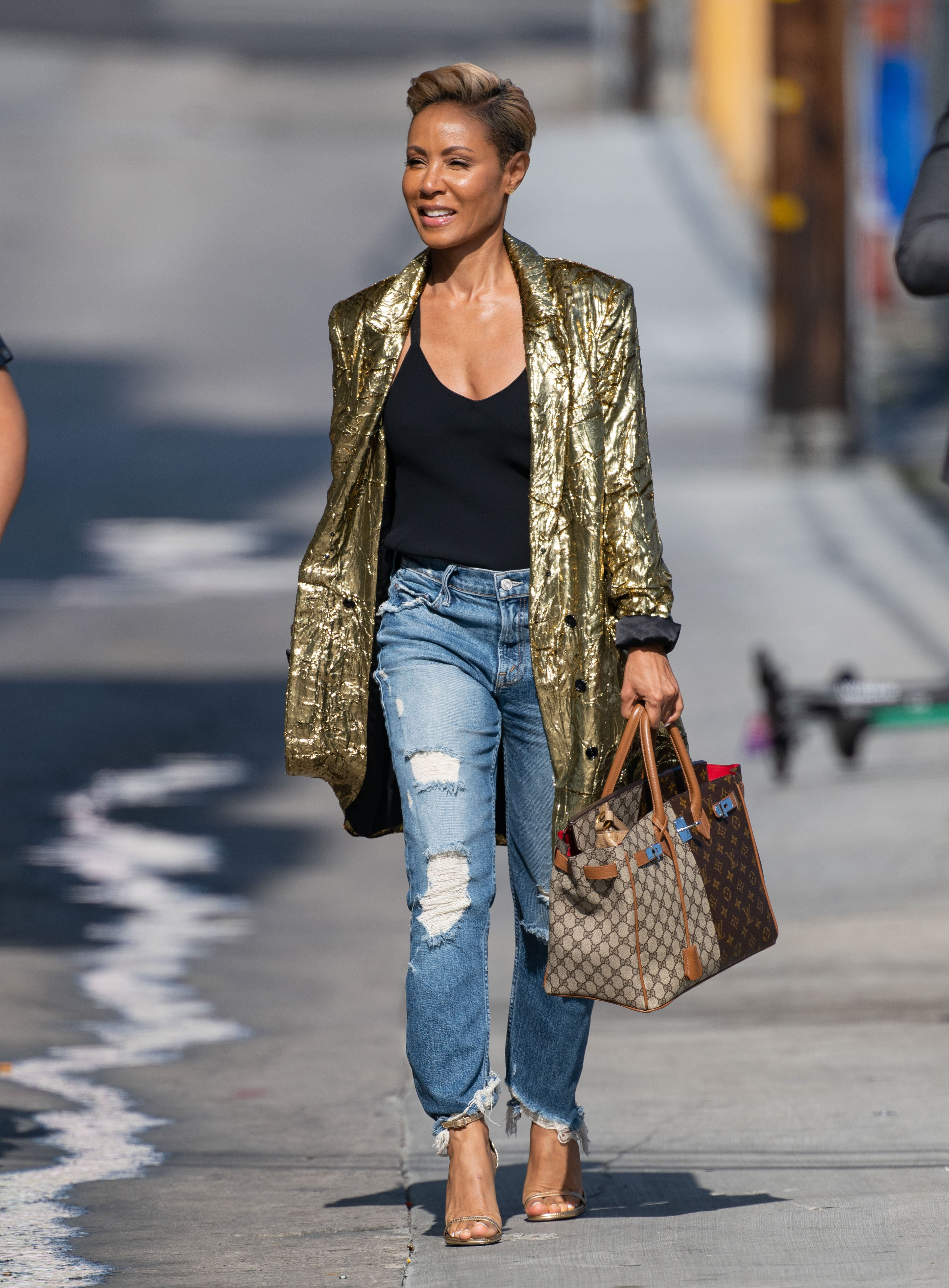 Jada Pinkett Smith, looks