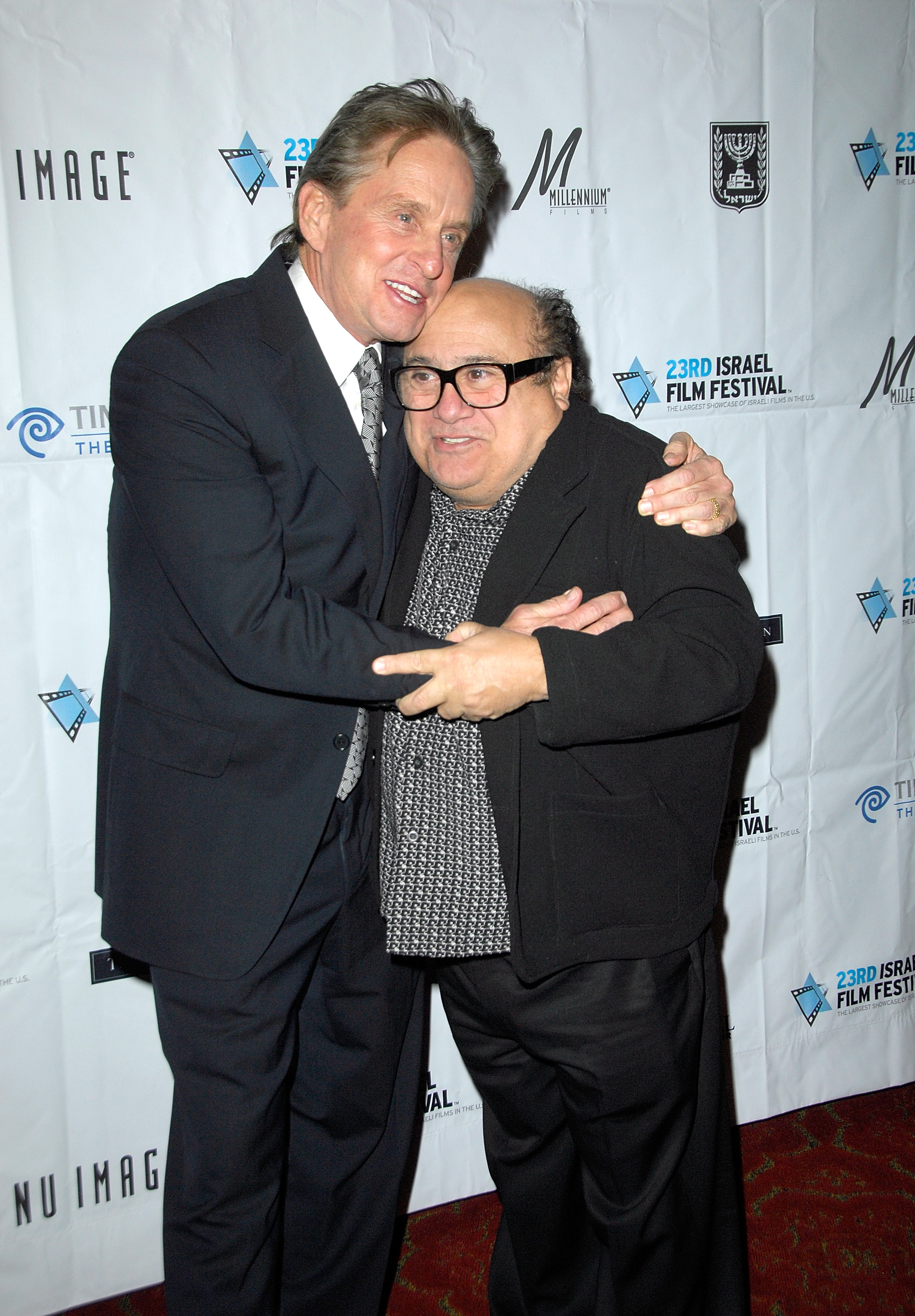 Danny Devito Honored At The 23rd Annual Israel Film Festival