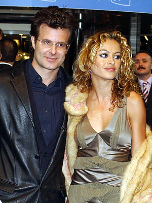 Paulina Rubio y Ricardo Bofill