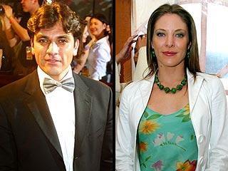 Jorge Salinas y Andrea Noli
