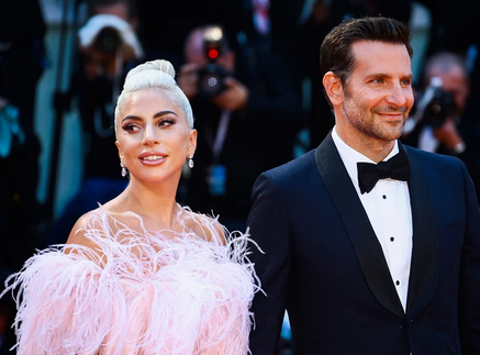 Lady Gaga and Bradley Cooper Matteo Chinellato/NurPhoto/Getty Images