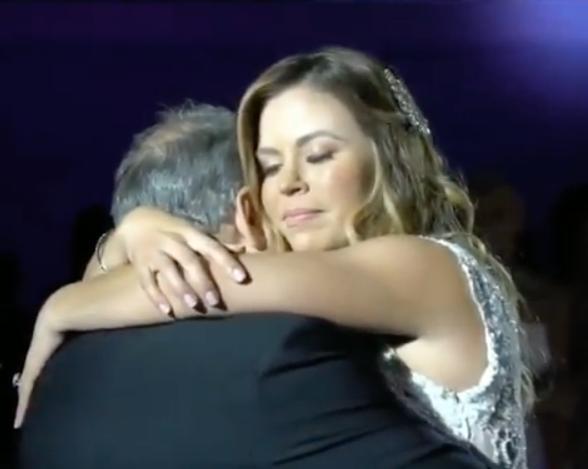 Ximena Duque, papa