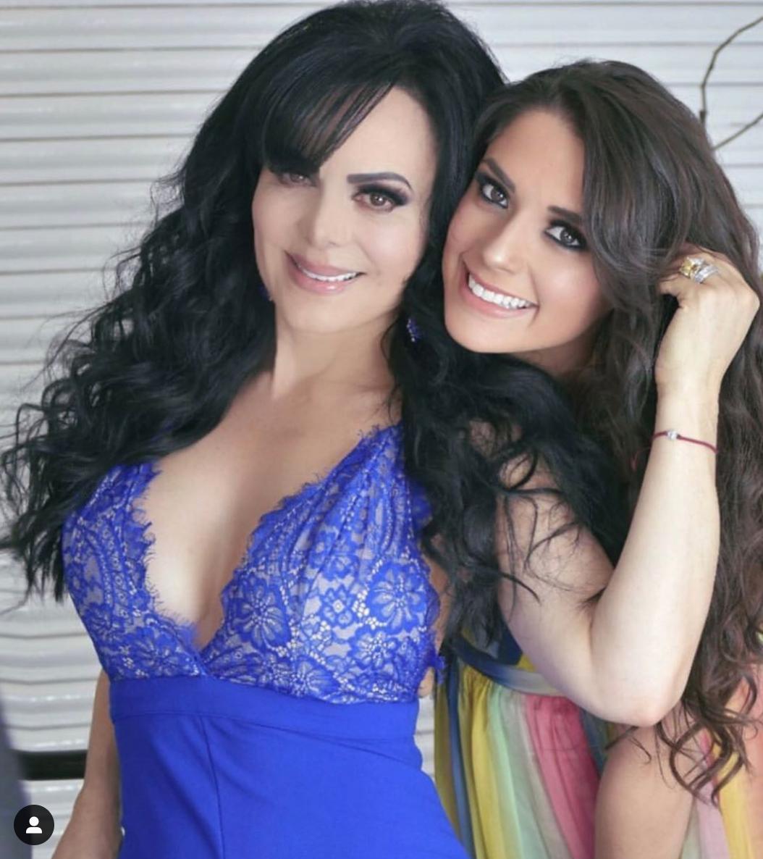 Maribel Guardia, Maribel Garcia Gonzalez