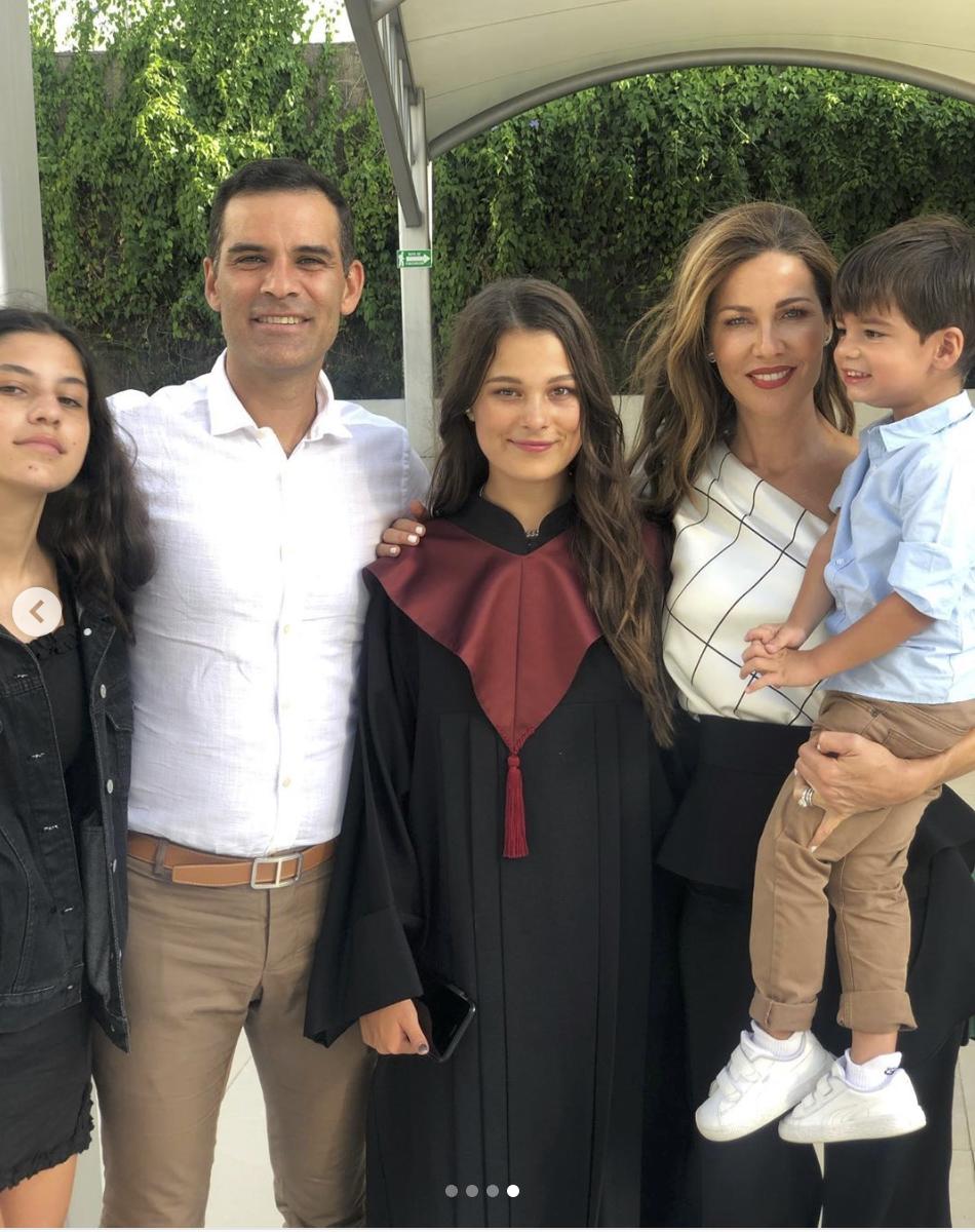 Manuela la hija de Alejandro Sanz con Jaydy Michel Rafael Marquez su hijo
