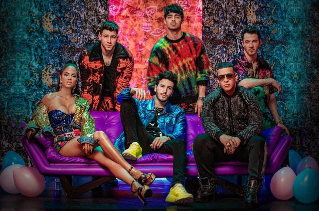 Sebastián Yatra, Daddy Yankee, Jonas Brothers, Natti Natasha, cancion runaway