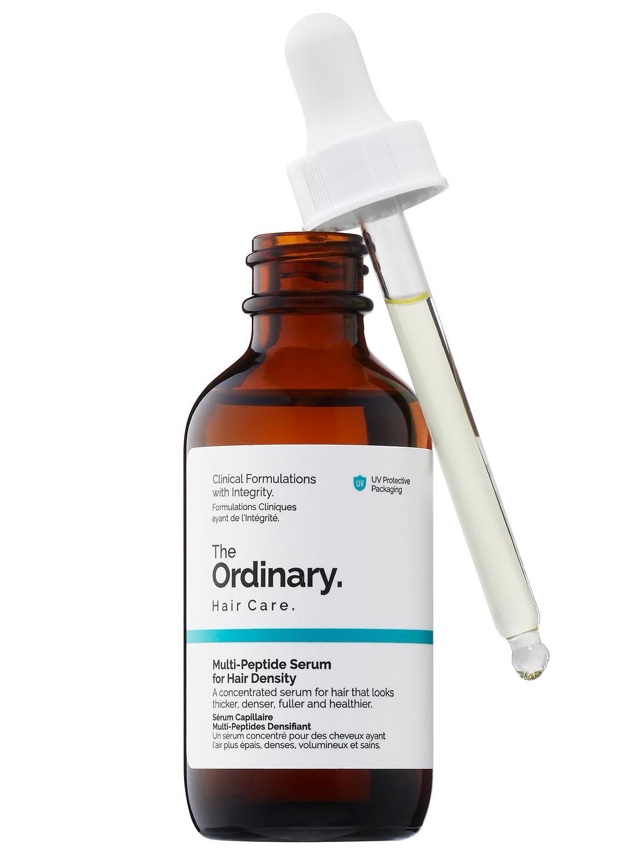 The ordinary hair care