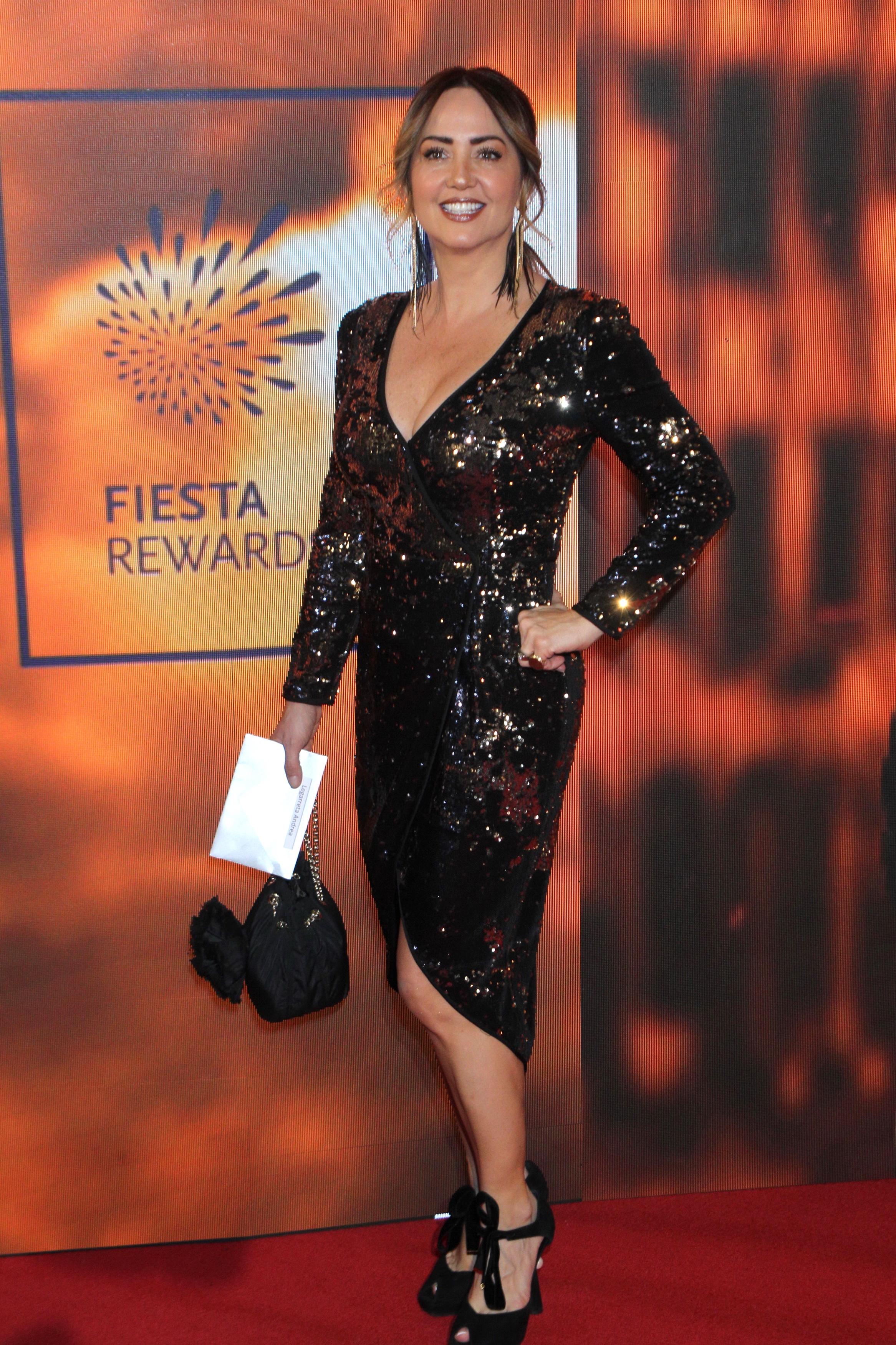 Andrea Legarreta, looks