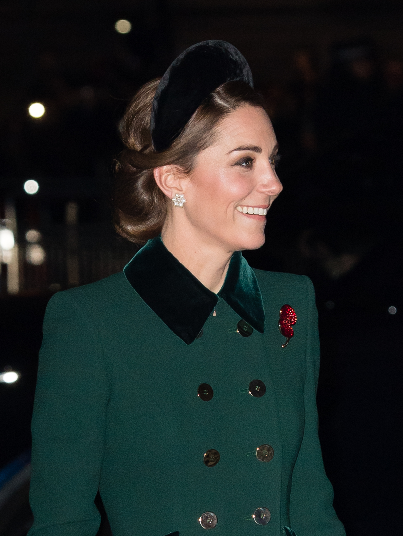 Kate Middleton, diadema