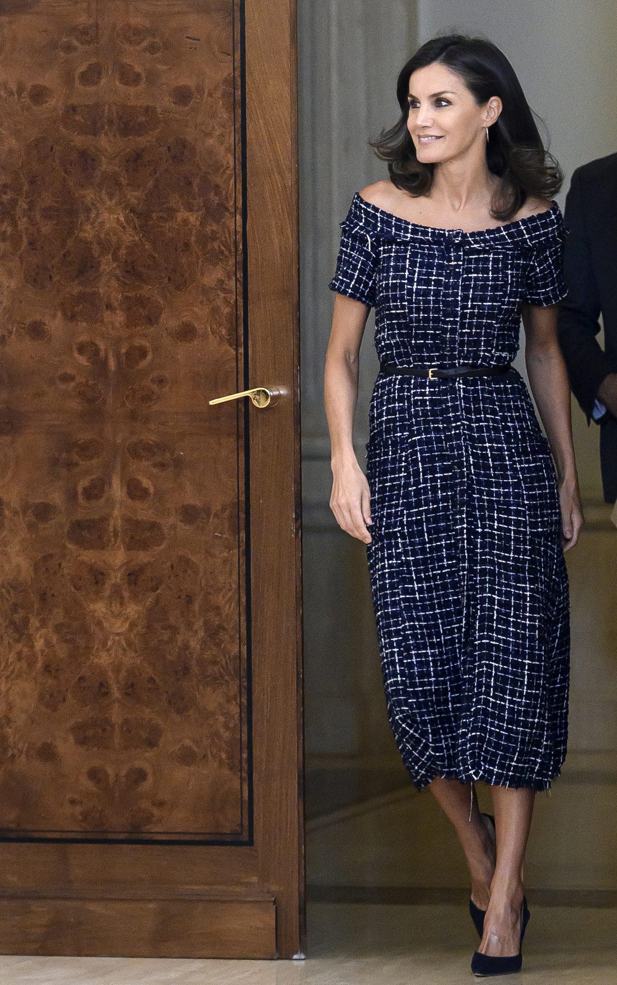 reina Letizia, estilo, moda, Zara, low cost