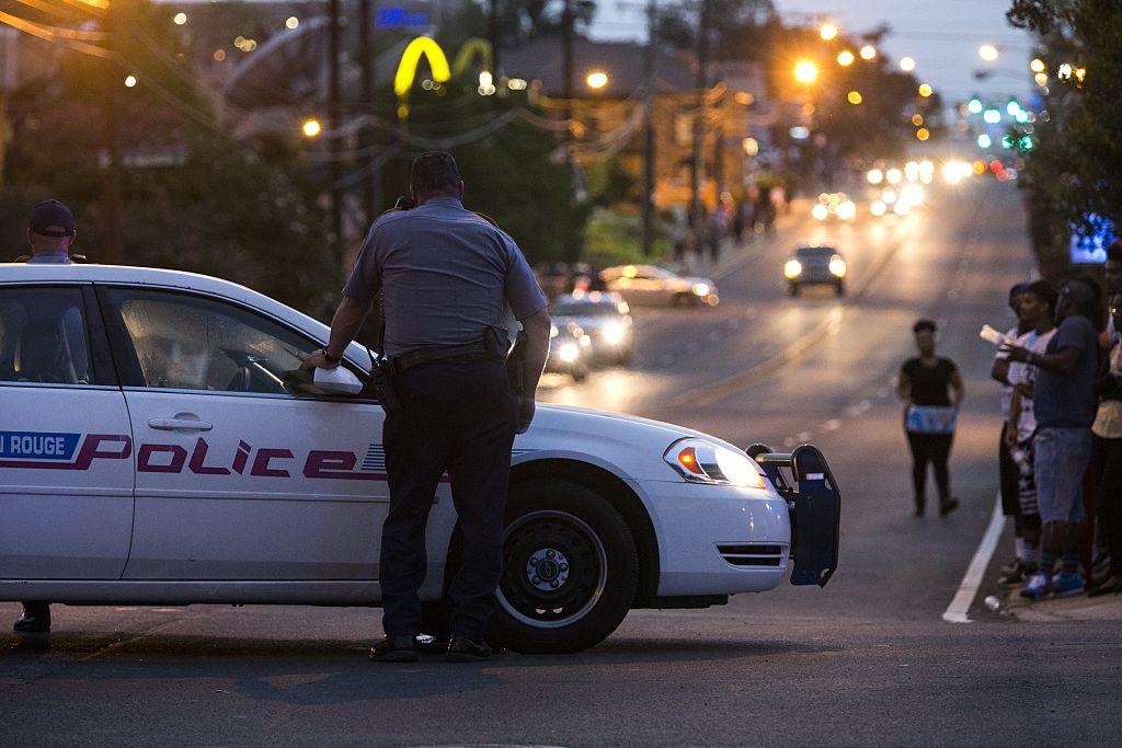 La policía de Baton Rouge