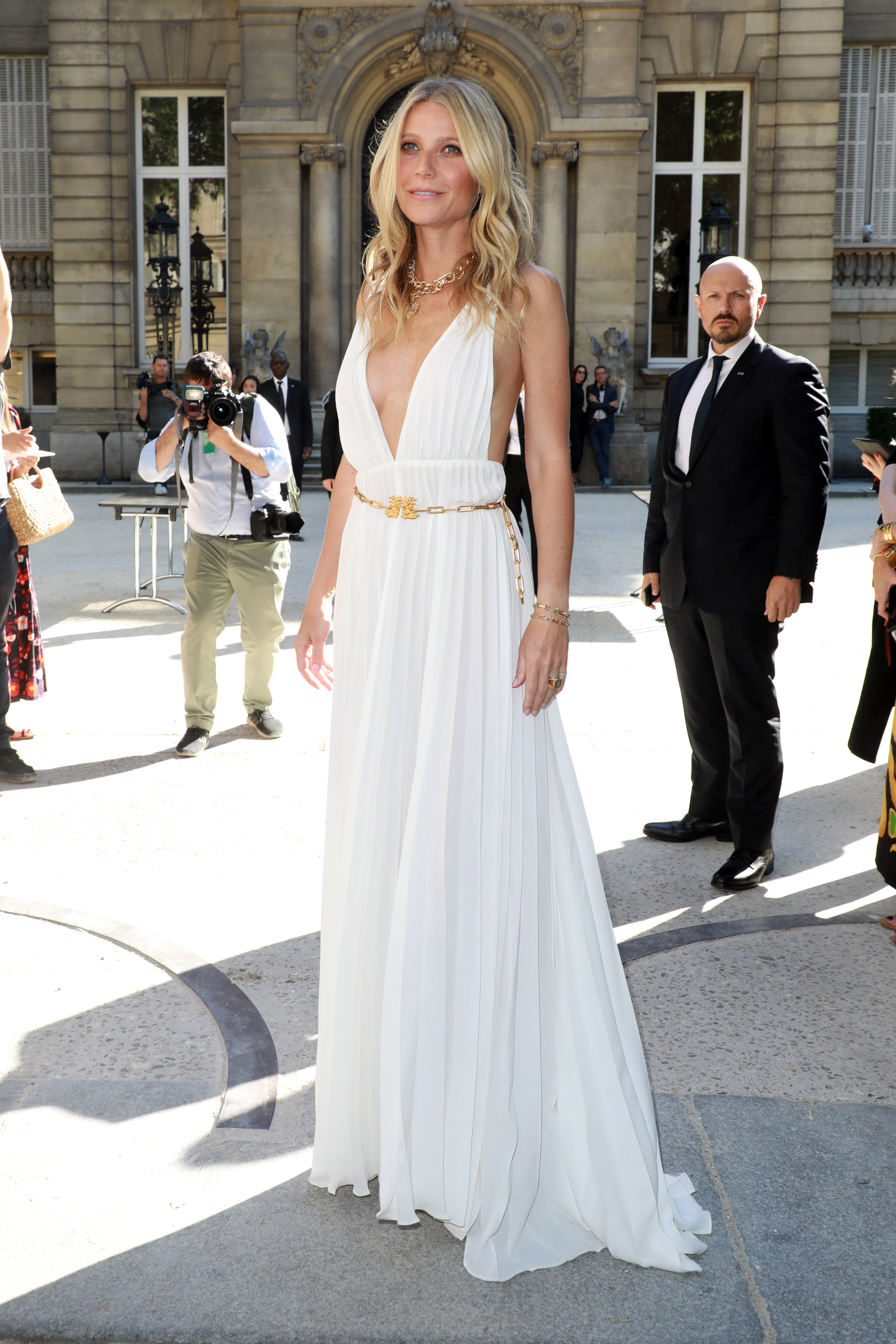 Gwyneth Paltrow, looks, paris, semana de la moda
