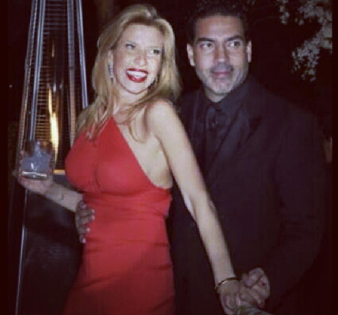 Beatriz Pasquel y Pablo Moctezuma