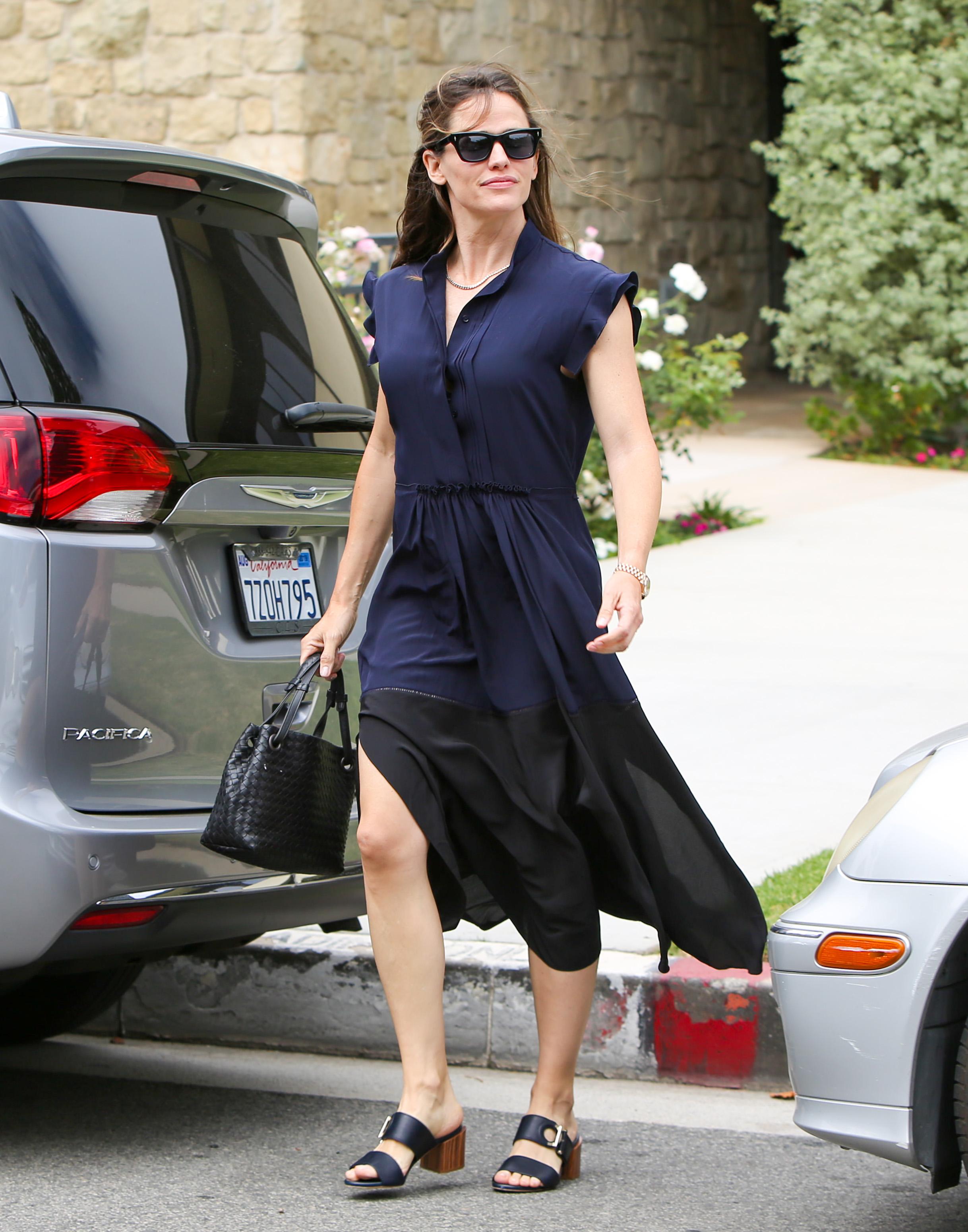Jennifer Garner, looks, los angeles