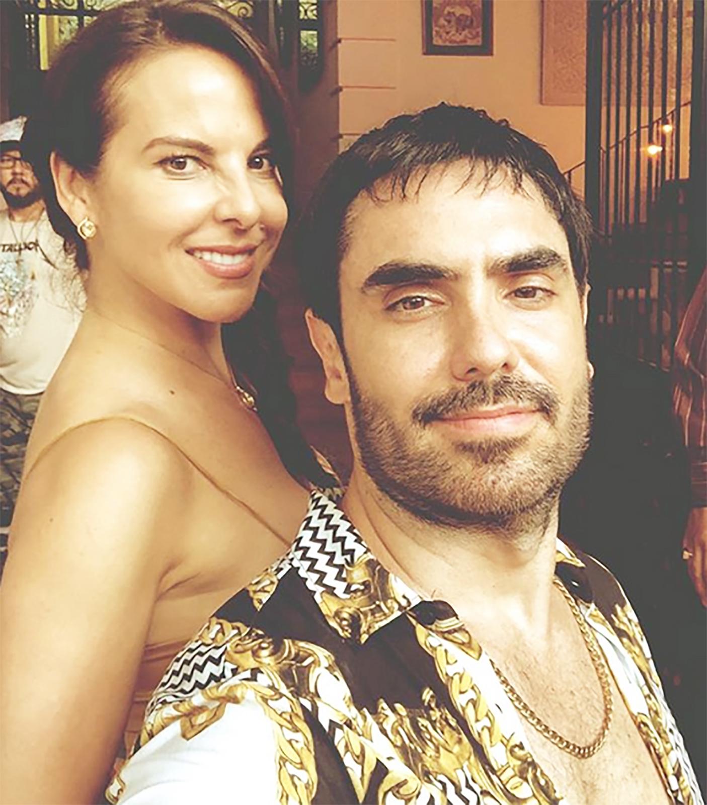 Kate del Castillo y Lincoln Palomeque
