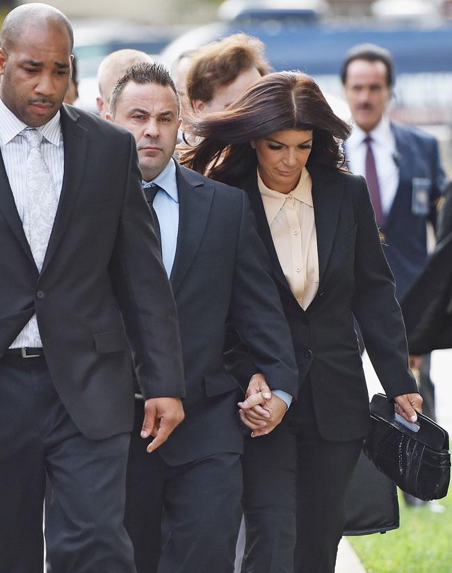 Teresa y Jon Giudice