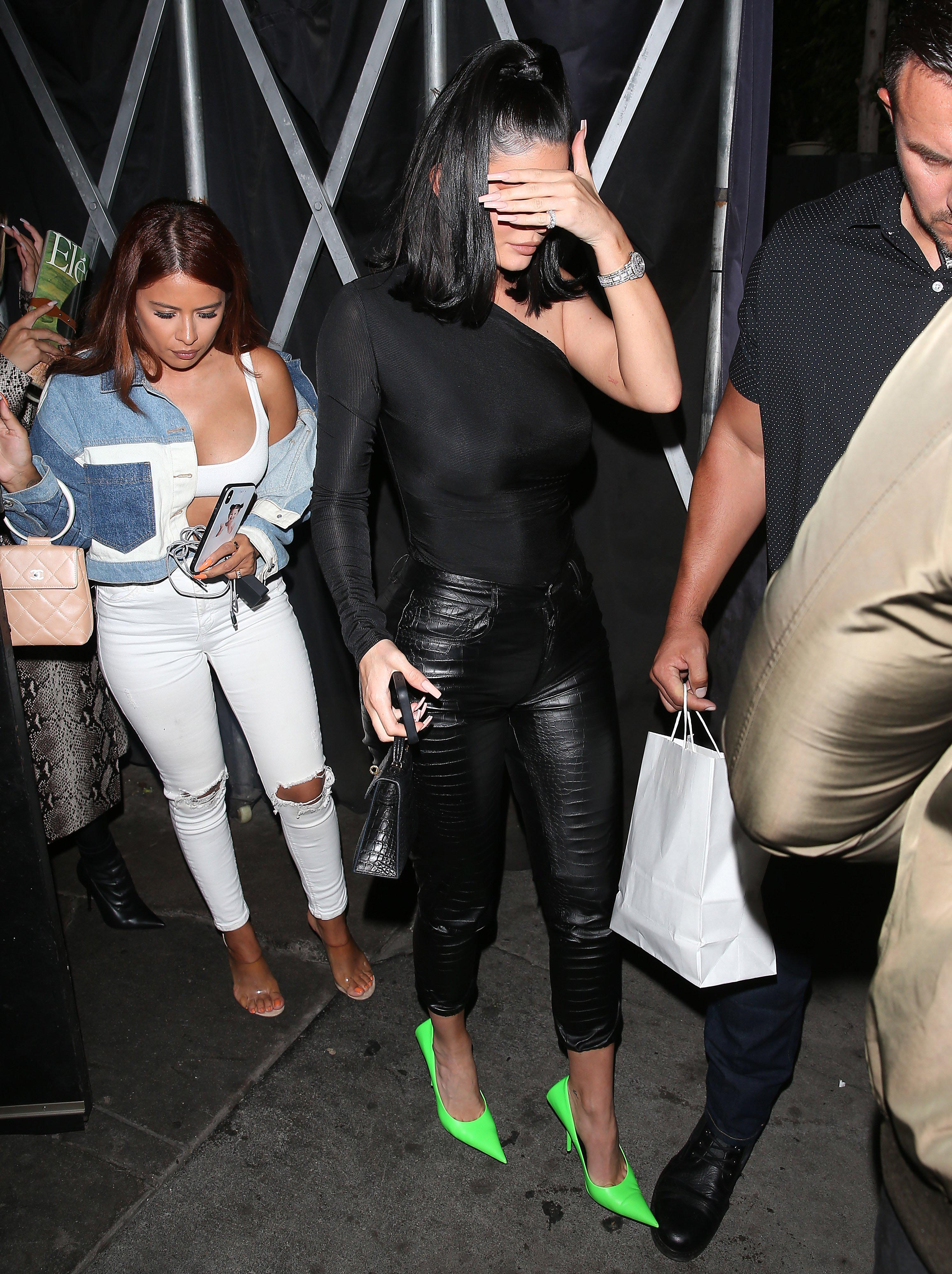 Kylie Jenner, looks, los angeles