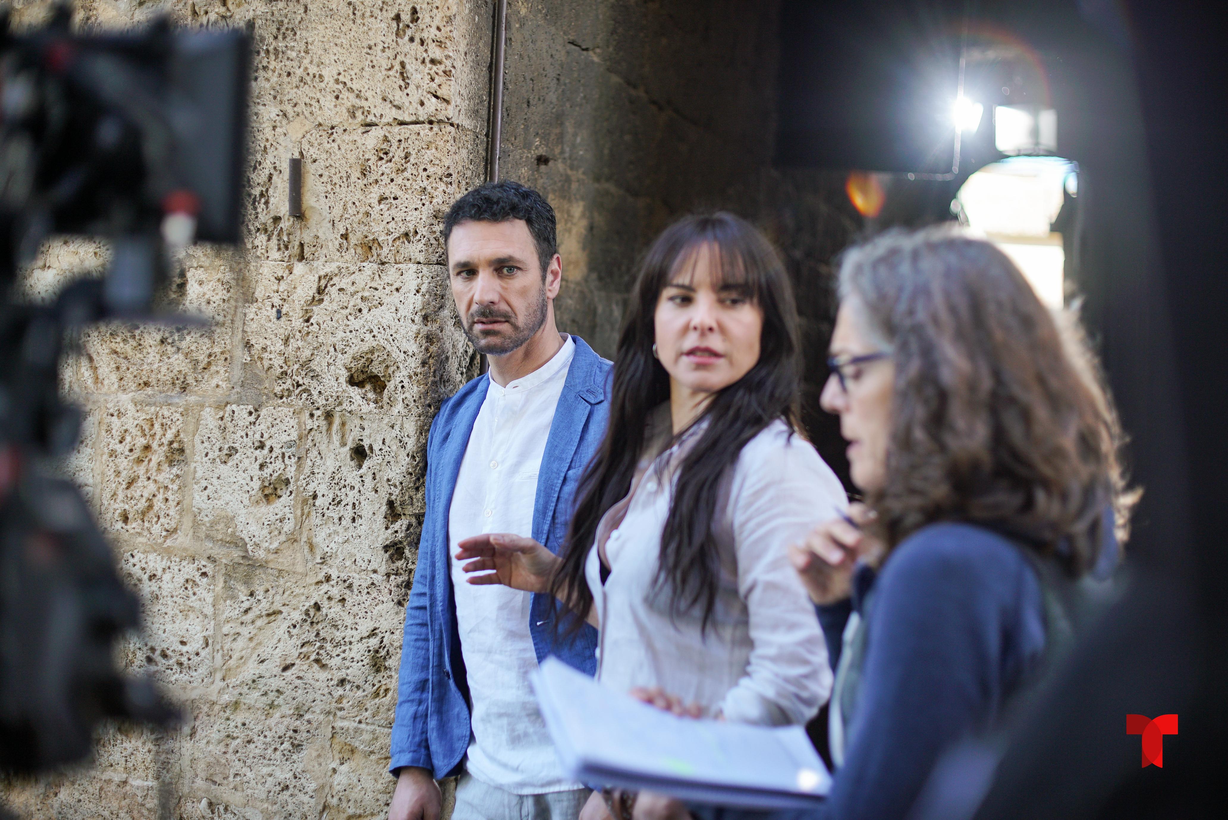 Raoul Bova & Kate del Castillo