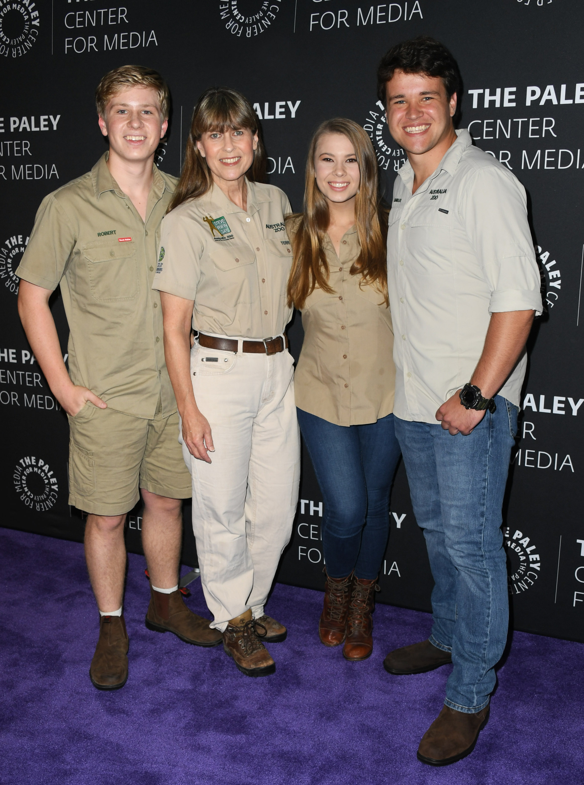 "The Paley Center For Media Presents: An Evening With The Irwins: ""Crikey! It's The Irwins"" Screening And Conversation"