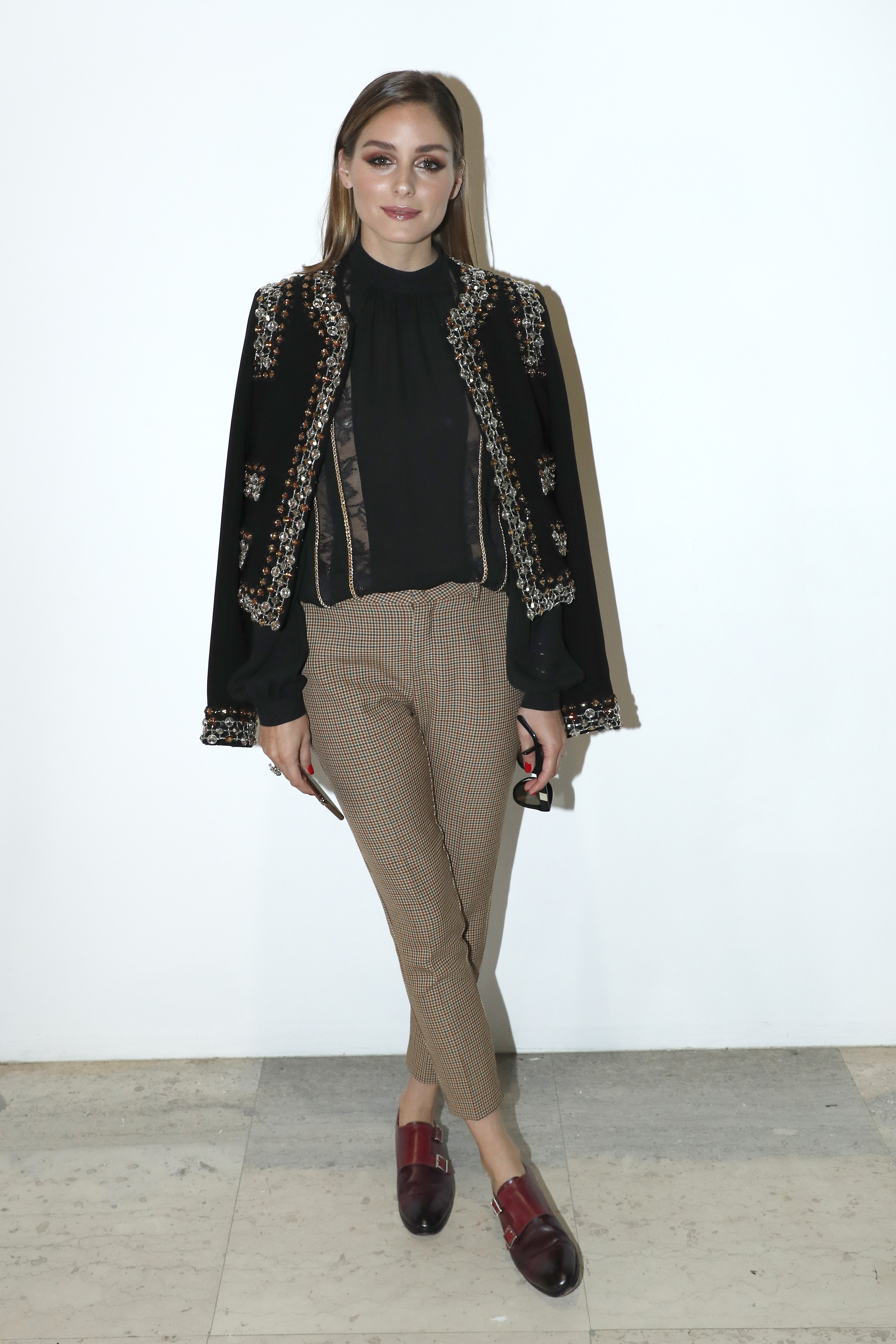 Olivia Palermo, looks, paris, fashion week