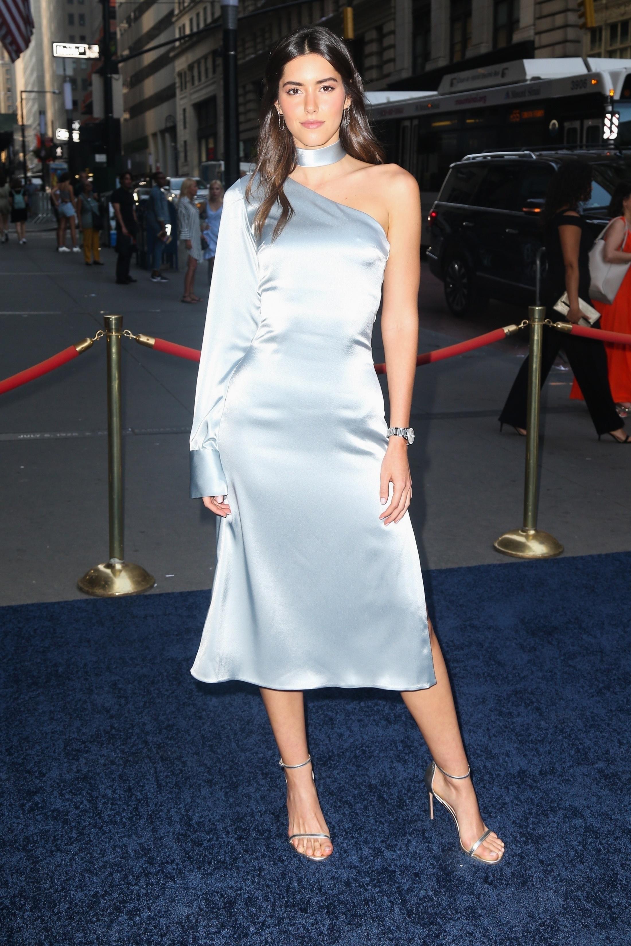 Paulina Vega, ex miss universo, looks, new york