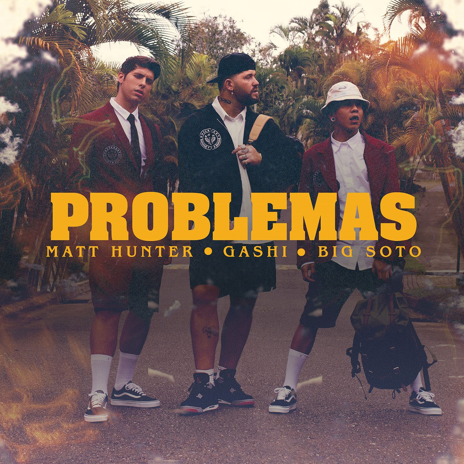 "Los ""problemas"" de Matt Hunter"