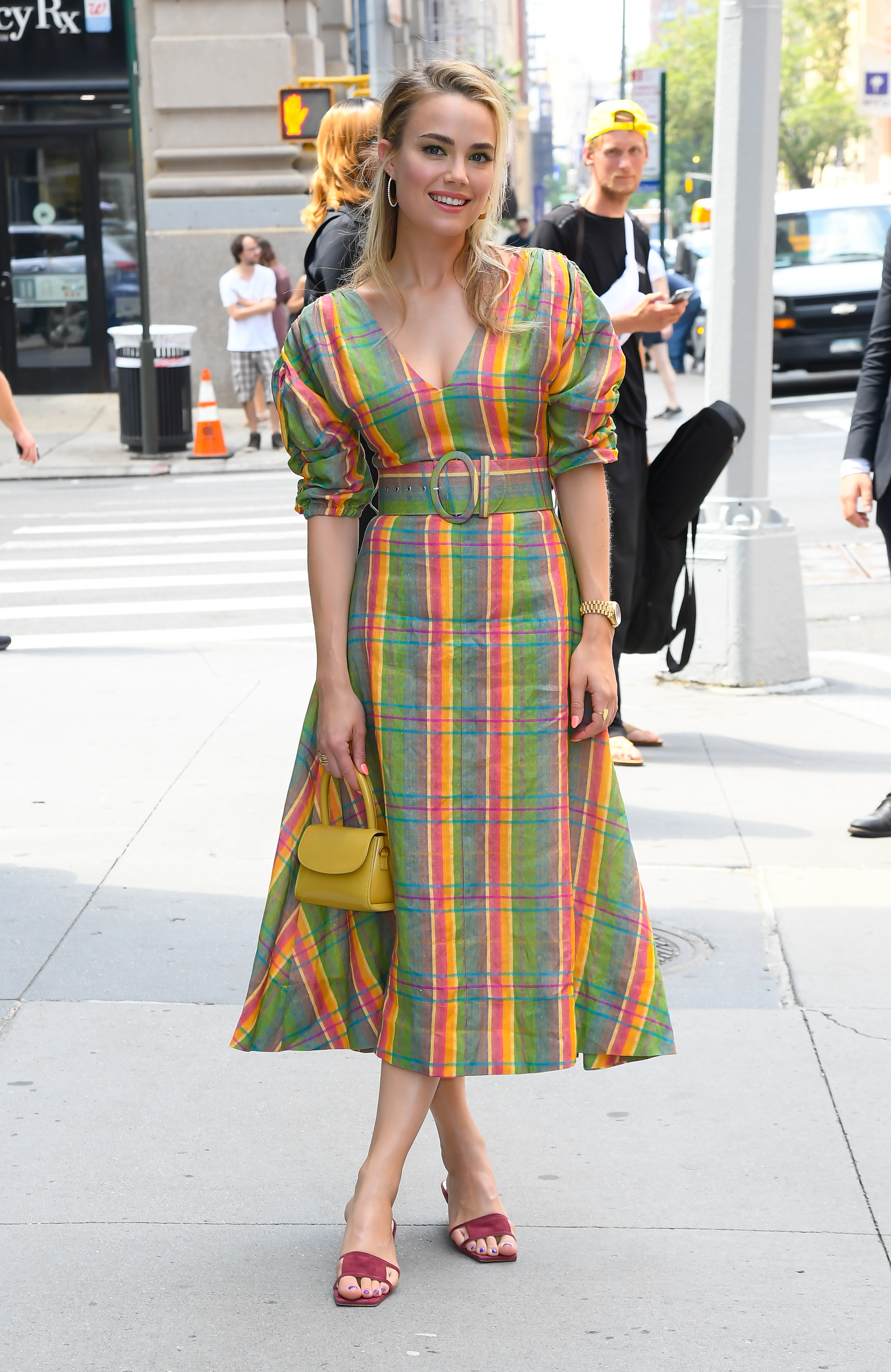 Rebecca Rittenhouse, looks, New York