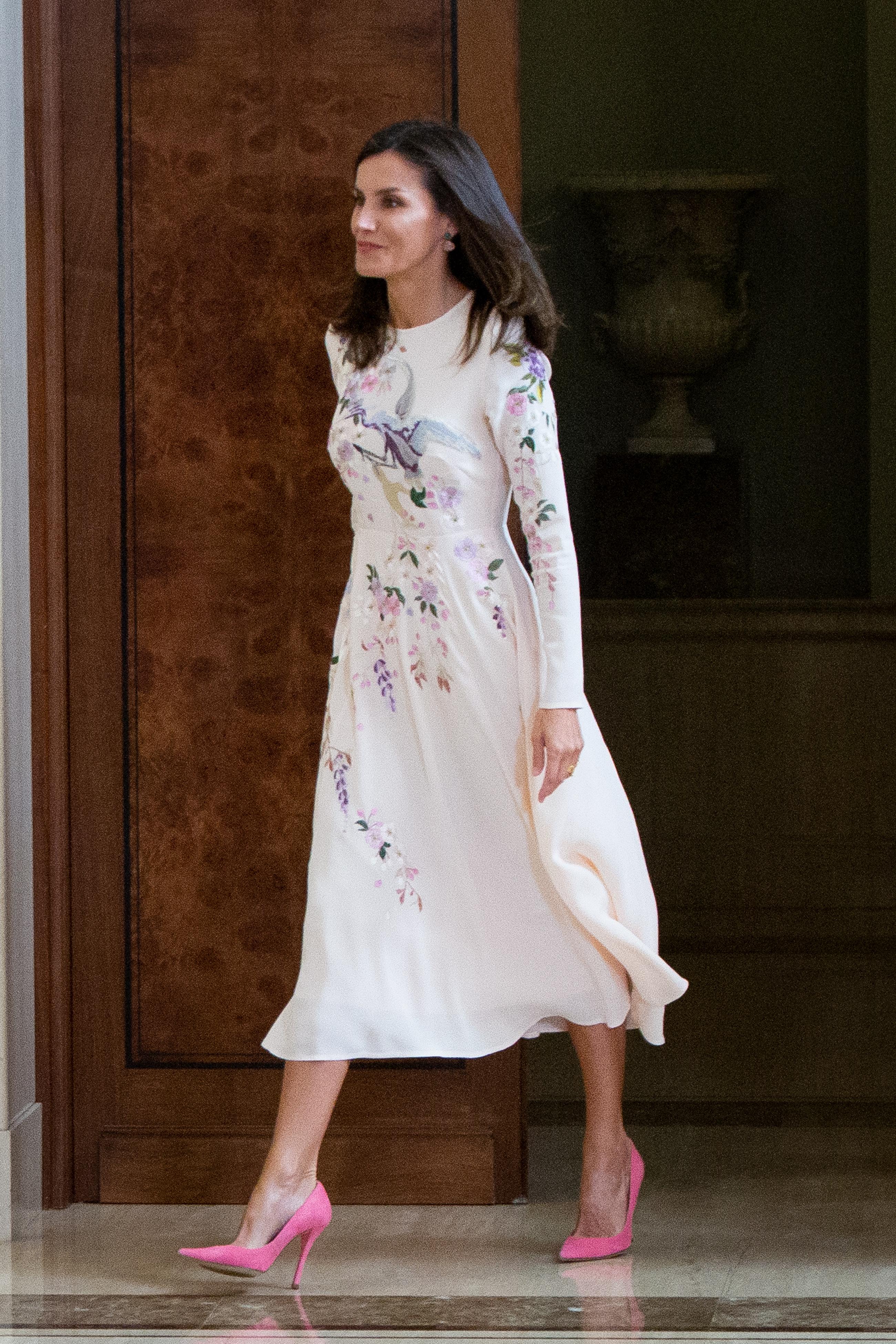 La reina letizia, españa, looks