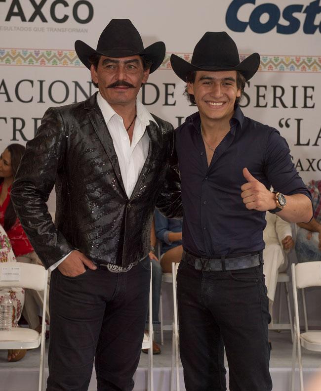 José Manuel Figueroa y Julián Figueroa