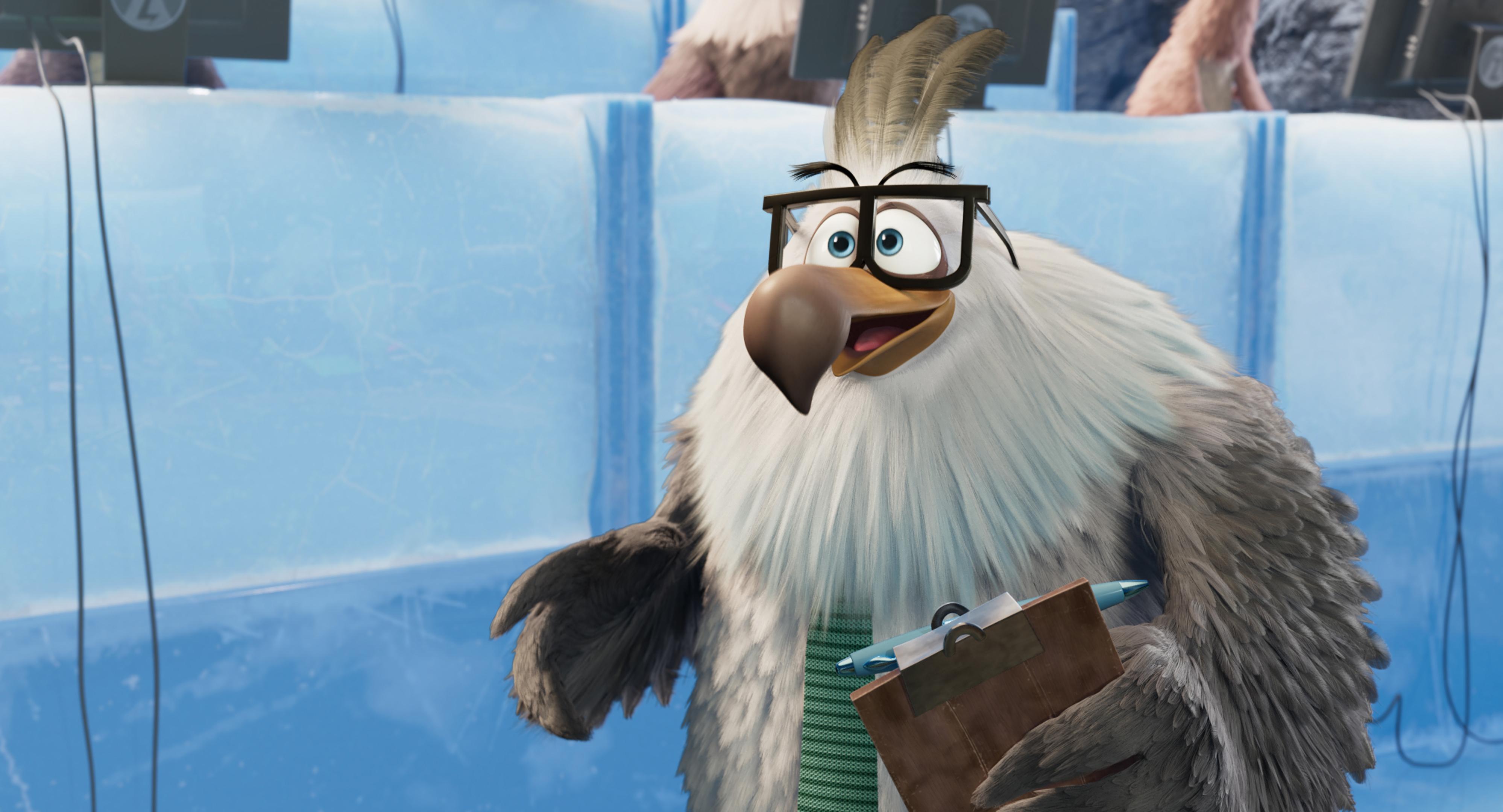 Eugenio Derbez - Angry Birds 2 - Hot List - 2 - September 2019