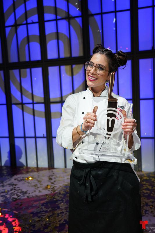 Lauren Arboleda ganadora masterchef latino
