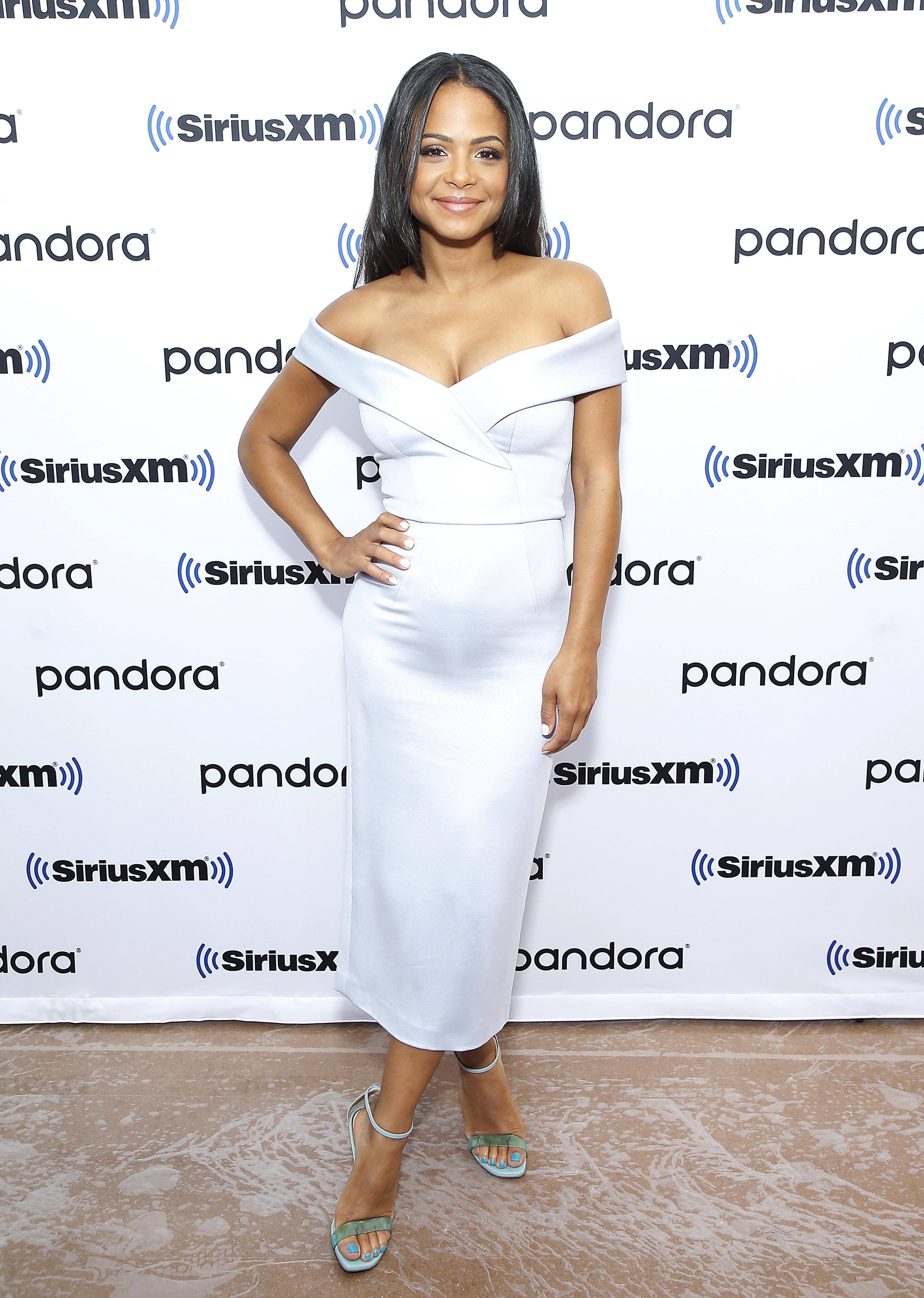Christina Milian, looks, embarazo,