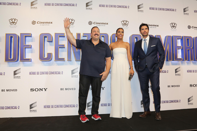 """Paul Blart: Mall Cop 2"" Mexico City Advance Screening"