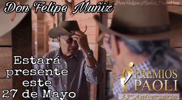 Don Felipe Muniz11