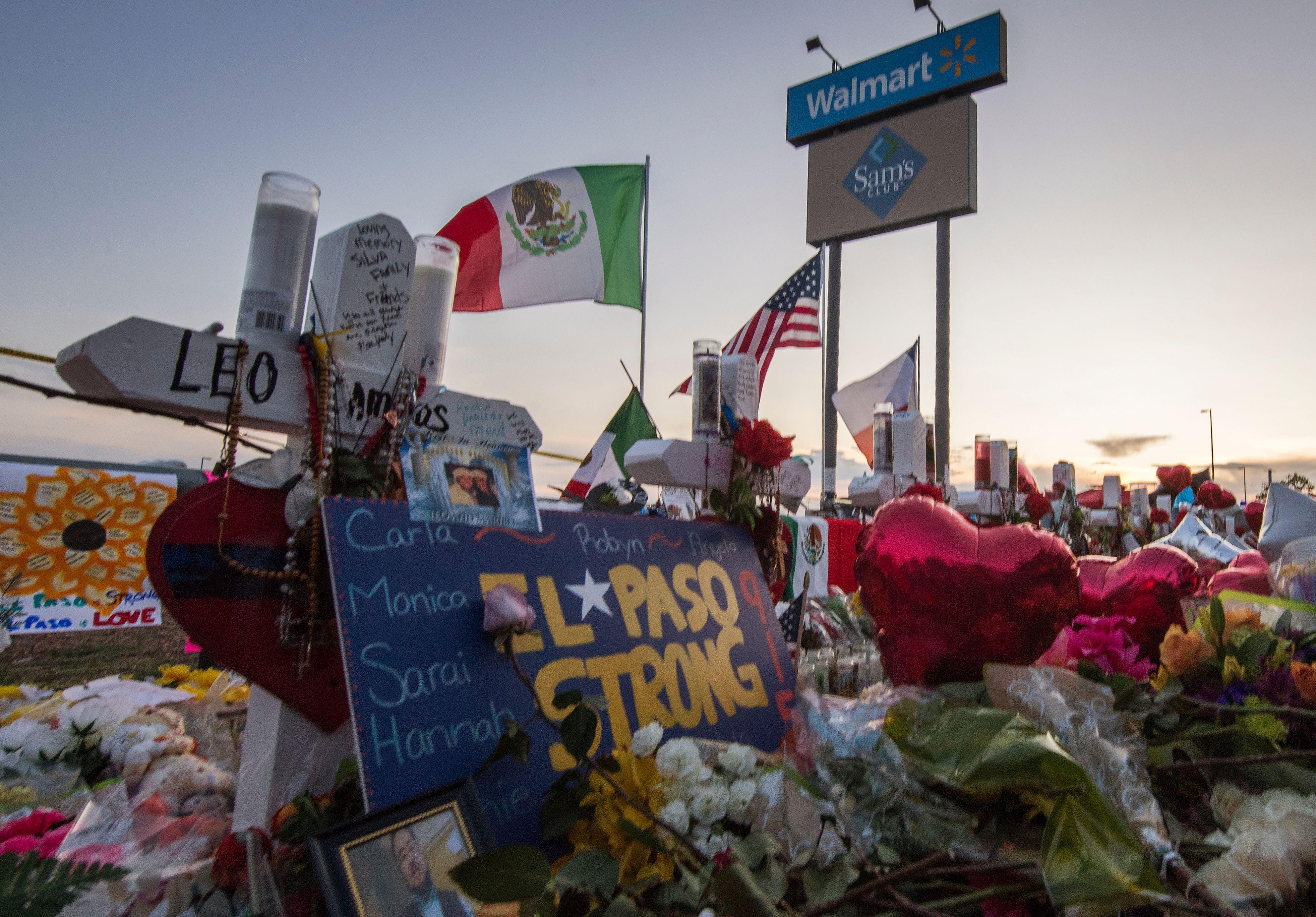 El Paso shooting, Texas, Walmart