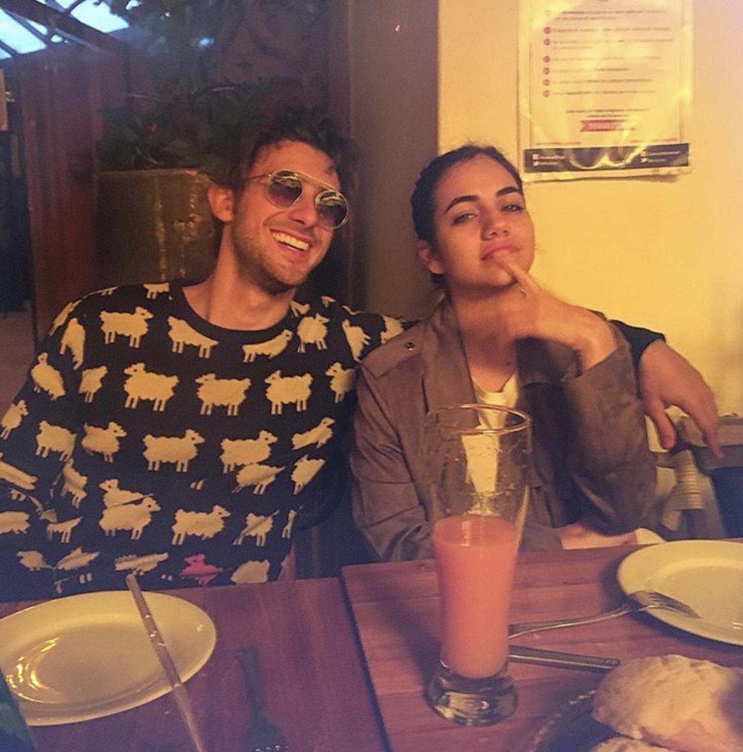 Ela Velden y Emiliano Zurita 1