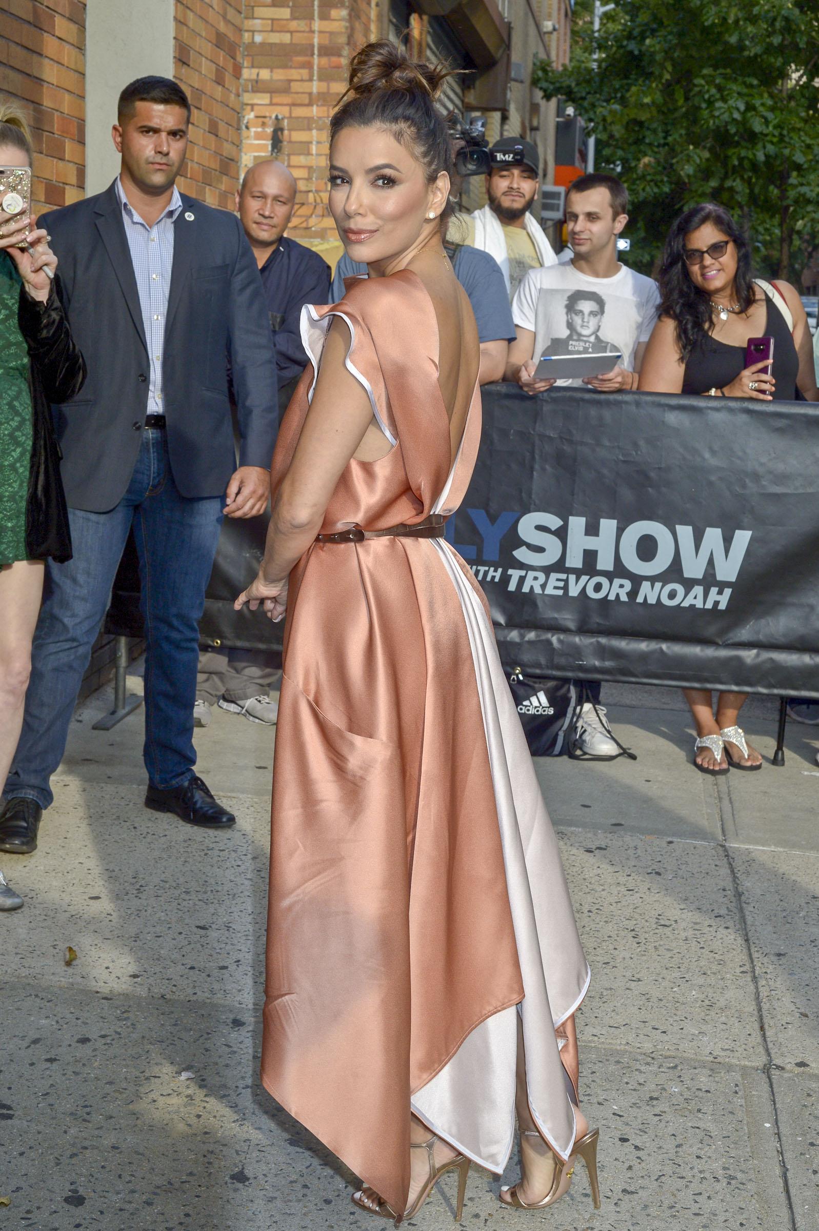 Eva Longoria, looks, premier, pelicula, new york