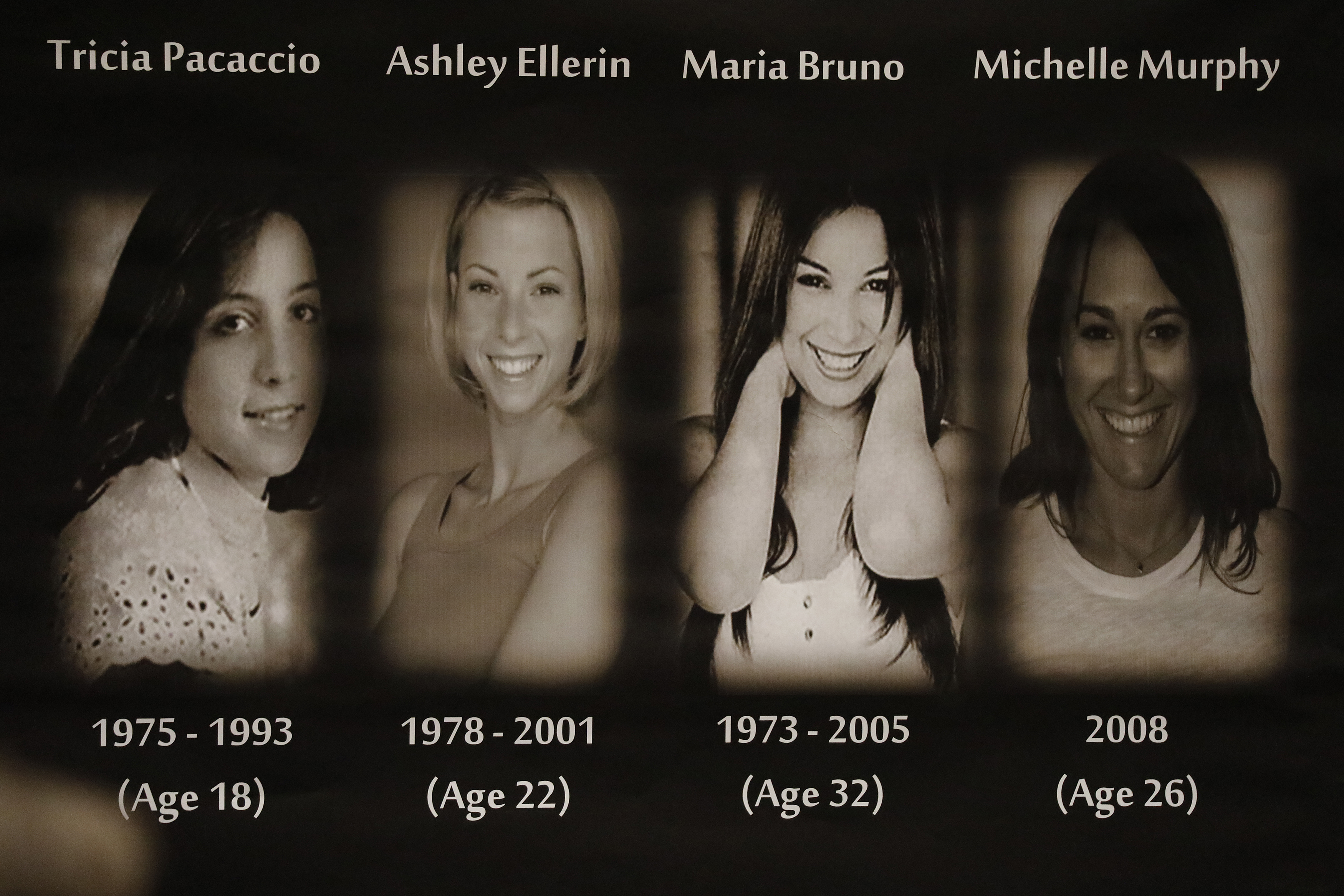 Victims of serial killer Michael Gargiulo