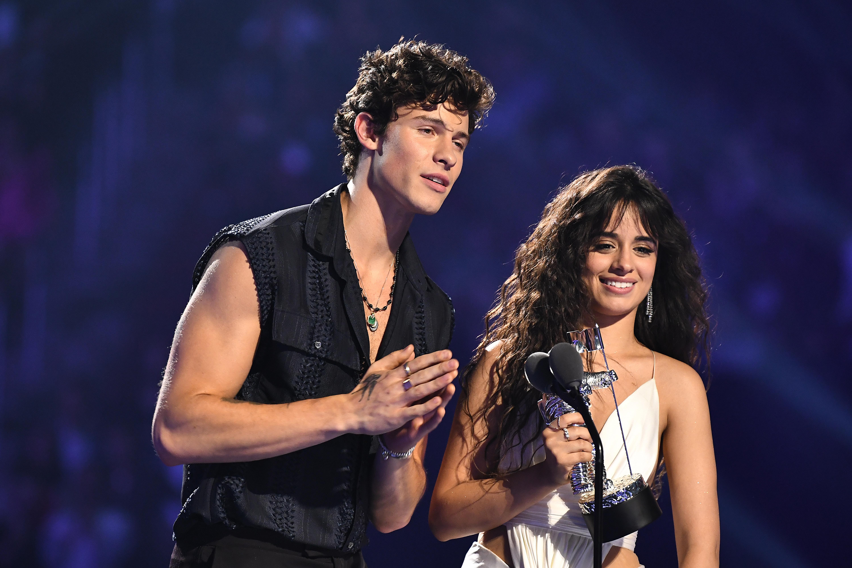 Camila Cabello and Shawn Mendes