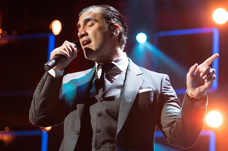 Alejandro Fernandez at Festival