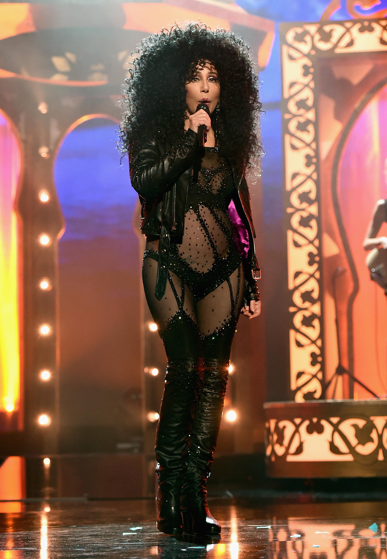 Cher, 72 años