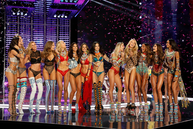 Victorias secret, show, desfile, China, modelos, looks, sexy