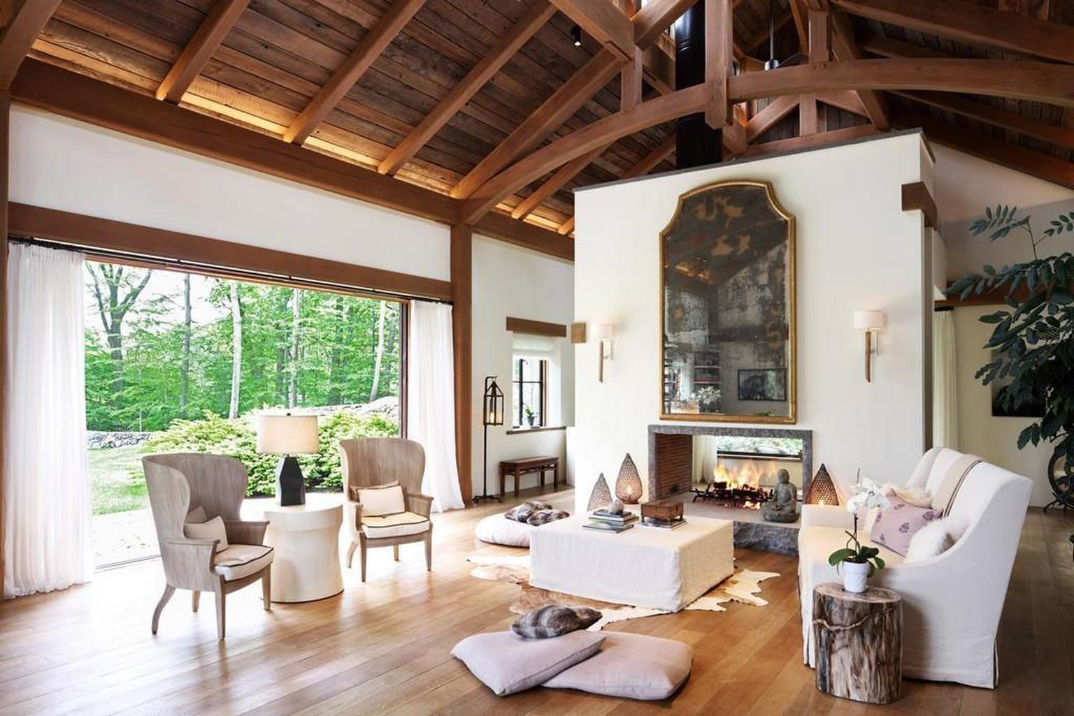 La mansión de Gisele Bündchen y Tom Brady