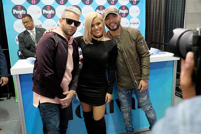 Messiah El Artista, Karol G, DJ Alex Sensation