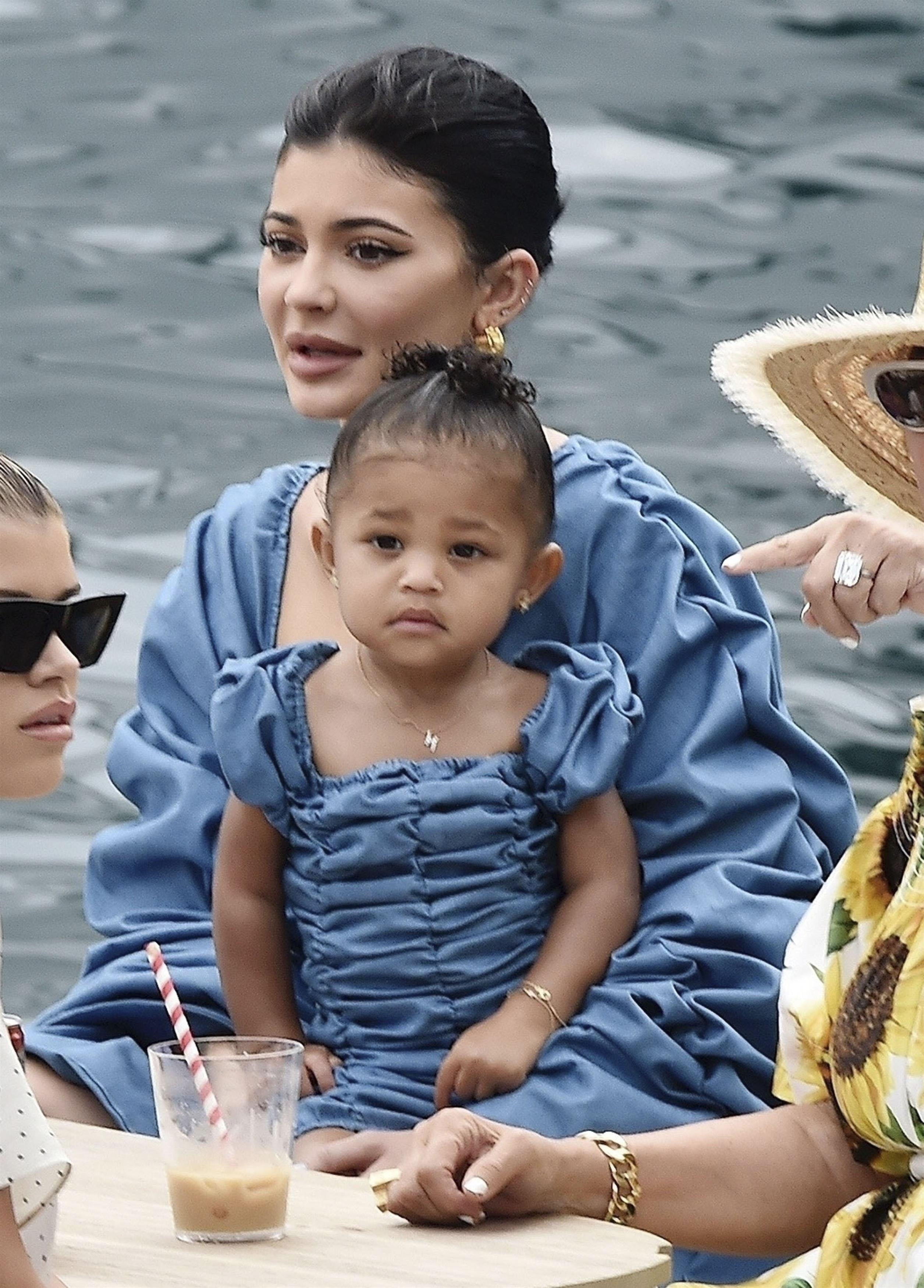 Kylie Jenner, Stormi Webster